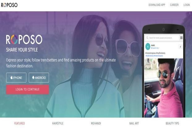 Roposo raises $1.7 million