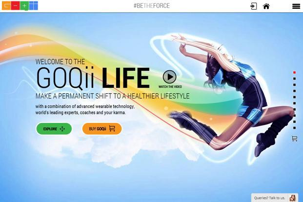 GOQii raises Rs. 212 crores