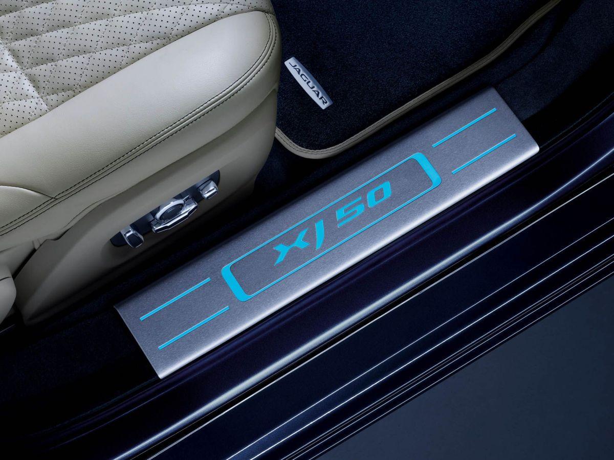 Jaguar XJ50 edition india price