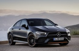2020 Mercedes-Benz CLA Coupe