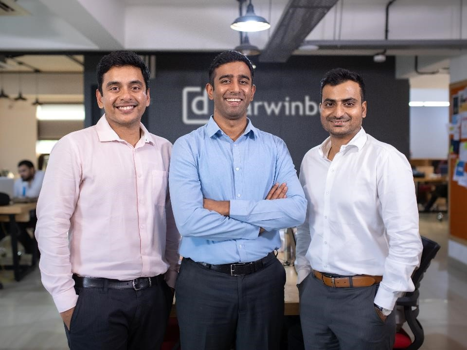 Co-founders Left to Right - Rohit, Jayant, Chaitanya