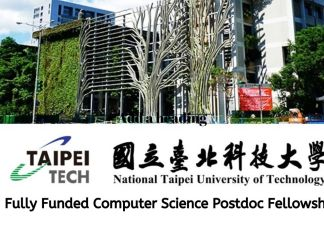 Computer Science Postdoc Fellowship