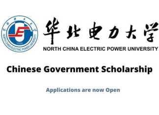 North China Electric Power University CSC Scholarship