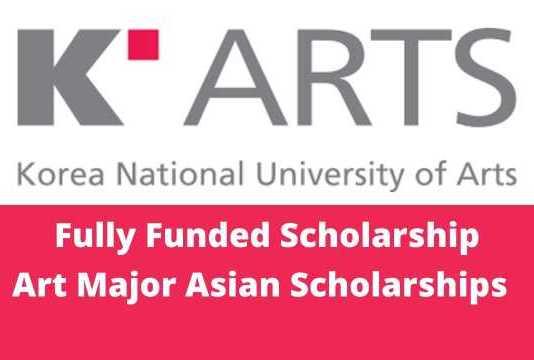 Art Major Asian Scholarships