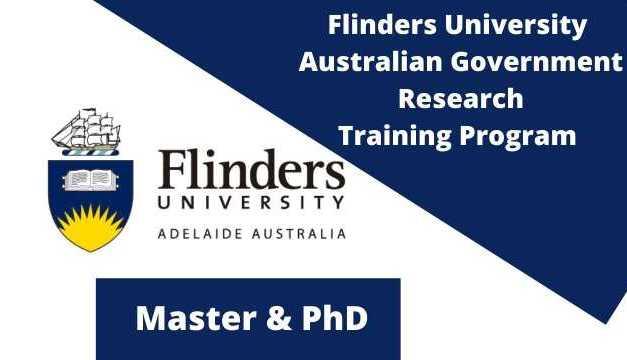Flinders University Australian Government Research Training Program 2021