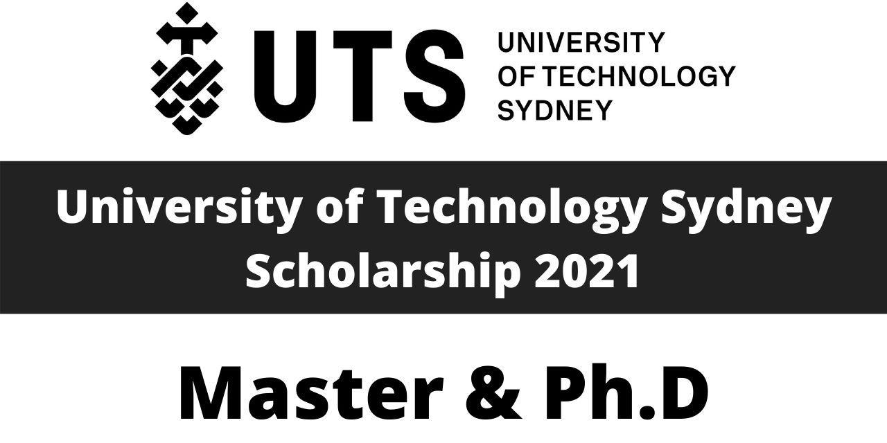 University of Technology Sydney Scholarship 2021 | Fully Funded