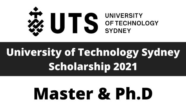 University of Technology Sydney Scholarship 2021 | Fully Funded