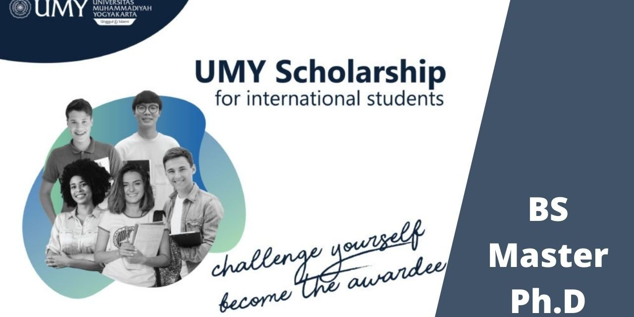 UMY Scholarship for International Students Indonesia 2022 [Fully Funded]
