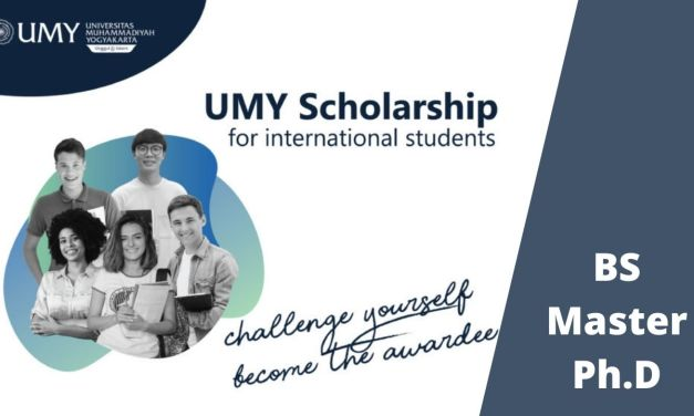 UMY Scholarship for International Students Indonesia 2021 [Fully Funded]