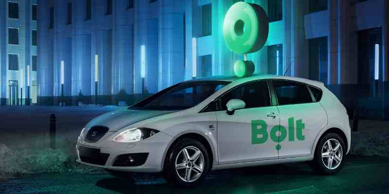 What is Bolt? - Bolt Taxi service