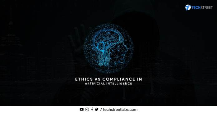 Ethics Vs Compliance
