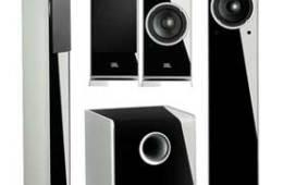 JBL Cinema Sound CS500 Cinepack speaker system - surround sound to go with your HD TV