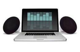 LaCie Sound2 speaker