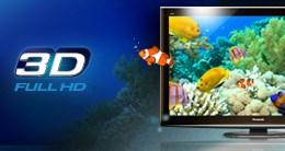 Panasonic VIERA full HD 3D Neo Plasma TV