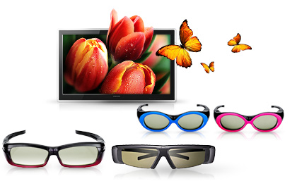 Samsung 3D TV glasses