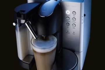 De'Longhi Nespresso Lattissima Premium coffee machine