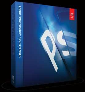 Adobe Photoshop CS5 Extended box shot