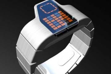 Tokyoflash Gridlock watch, Tokyoflash watch