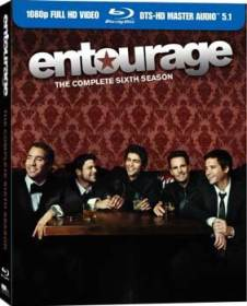 Entourage season 6, DVD & Blu-ray