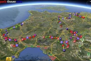 Tour-de-France-googe-earth