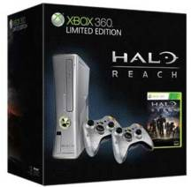 Xbox 360 Limited Edition Halo Reach games console videogame