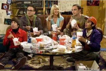 Big Bang Theory, season 3 DVD