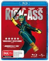 Kick Ass film screenshot, Win Kick Ass on Blu-ray, Kick Ass competition