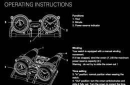 MB&F M4 Thunderbolt watch