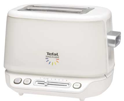 Tefal Toast n' Light toaster white