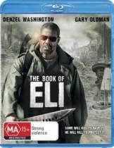 The Book of Eli, Bluray box shot