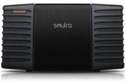Eton Soulra solar-powered iPod dock