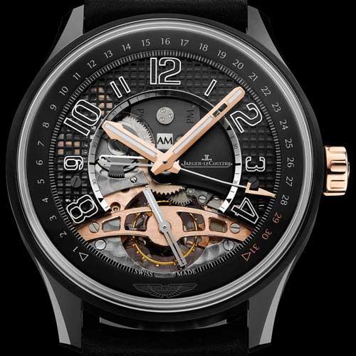 Jaeger-LeCoultre AMVOX3 Tourbillon GMT watch