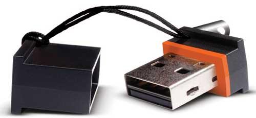 LaCie MosKeyto USB key, LaCie MosKeyto USB flash drive