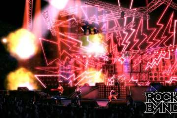 Rock Bad 3 concert screenshot
