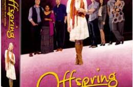 Offspring, season 1 on DVD, box set