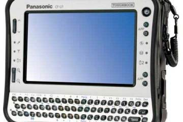 Panasonic Toughbook CF-U1 MkII