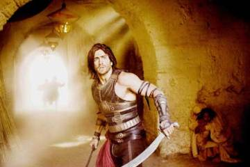 Prince of Persia: The Sands of Time movie still, Jake Gyllenhaal