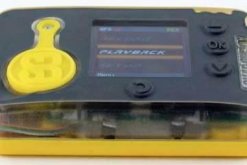 ShadowBox 3D sports recorder