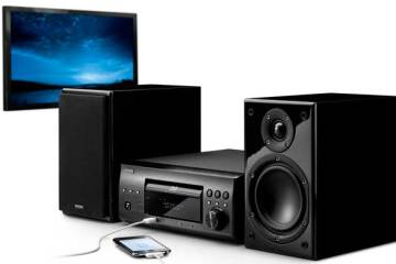 Denon D-X1000BD Blu-ray mini home theatre system