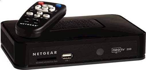 Netgear NeoTV media player