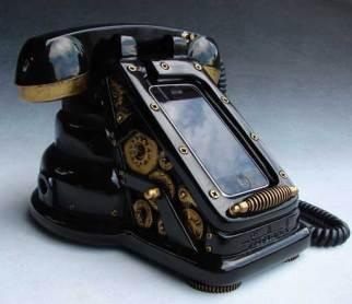 iRetrofone Steampunk