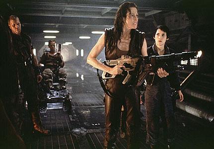 Alien 3 screenshot