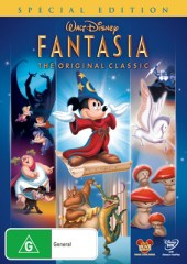 Fantasia DVD box