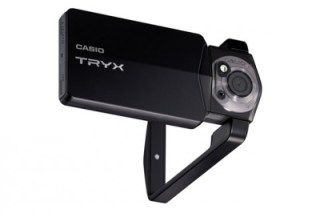 Casio Tryx digital camera