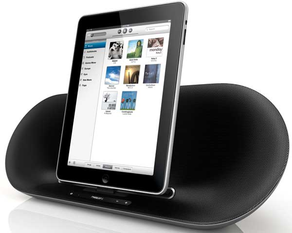 Philips Fidelio DS8550/10 iPad, iPhone & iPod dock