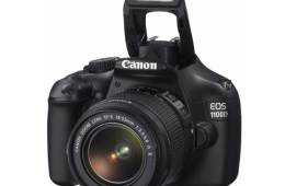 Canon EOS 1100D digital SLR camera