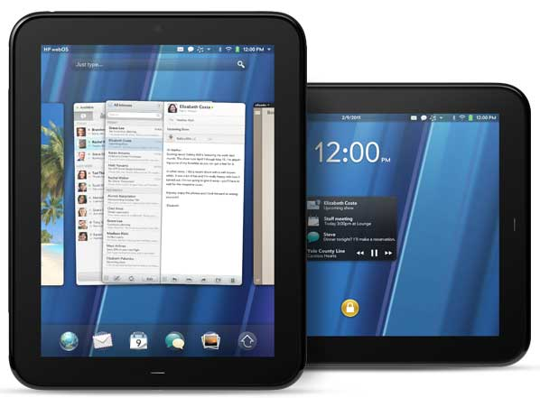 HP TouchPad, HP tablet computer