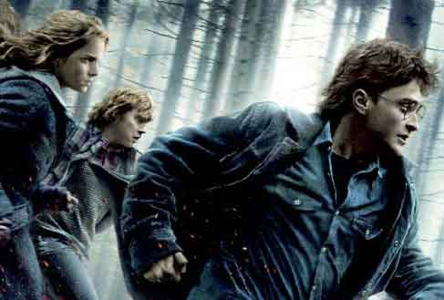 Harry Potter and the Deathly Hallows - Part 1 movie still