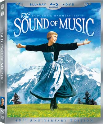 The Sound of Music, Blu-ray box shot