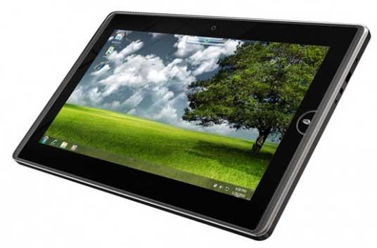 Eee Slate EP121 tablet computer